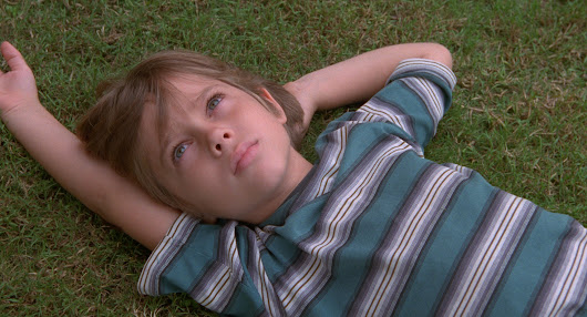 Richard Linklater chronicles coming of age in 'Boyhood'