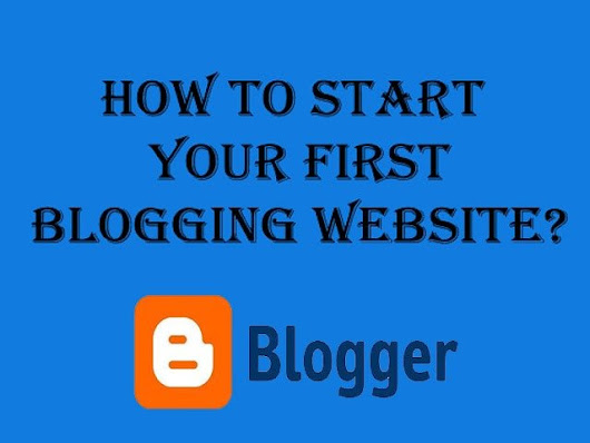 How to start your First Blogging Website? - LoveUMarketing