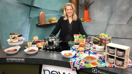 Healthy Fall Soups & Stews with Chef Kirsten on New Day NW! - Mesa De Vida
