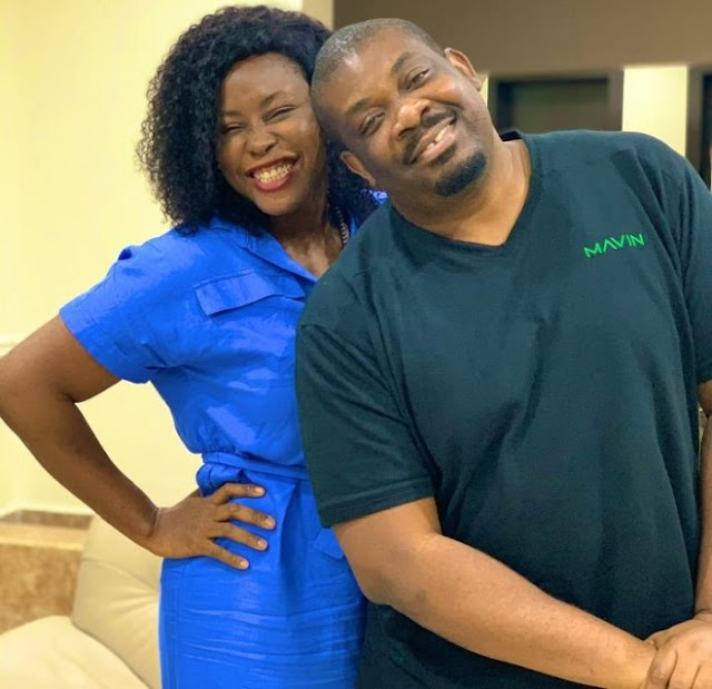 """""""Hey Boohari"""" – Don Jazzy Hilariously Replies After He Was Called """"Boo"""""""