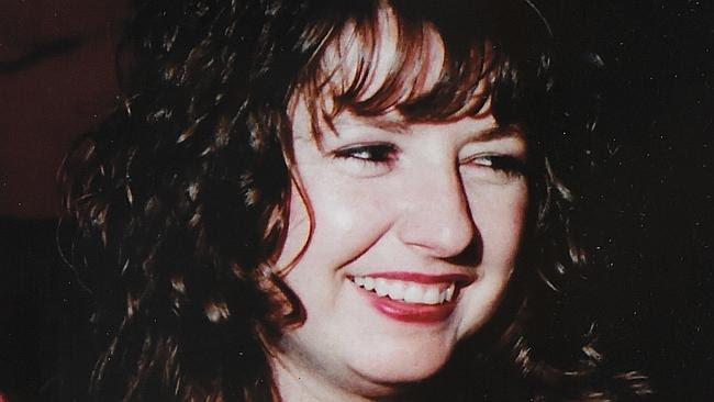 Kelly Thompson was killed in her Point Cook home in February last year. Picture: Nicole G