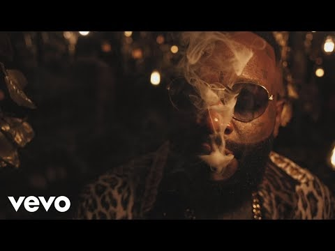 """Video: Rick Ross Feat. Drake """"Gold Roses"""""""