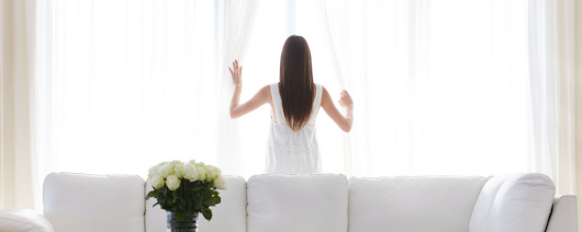 How to Clean Your Blinds and Curtains - Coldwell Banker Blue Matter