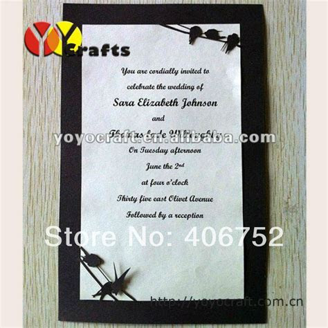 simple birds design single page black tombstone unveiling