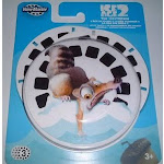 Fisher-Price View Master 3D Reels - Ice Age 2 The Meltdown - 3 Reels