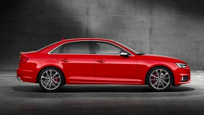 2018 Audi S4 achieves a class-leading 0-60 mph time in its competitive segment | Audi USA