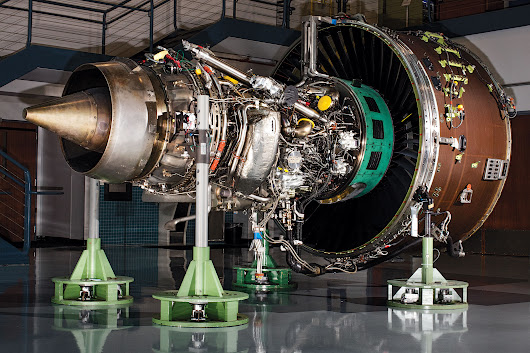 The Little Gear That Could Reshape the Jet Engine