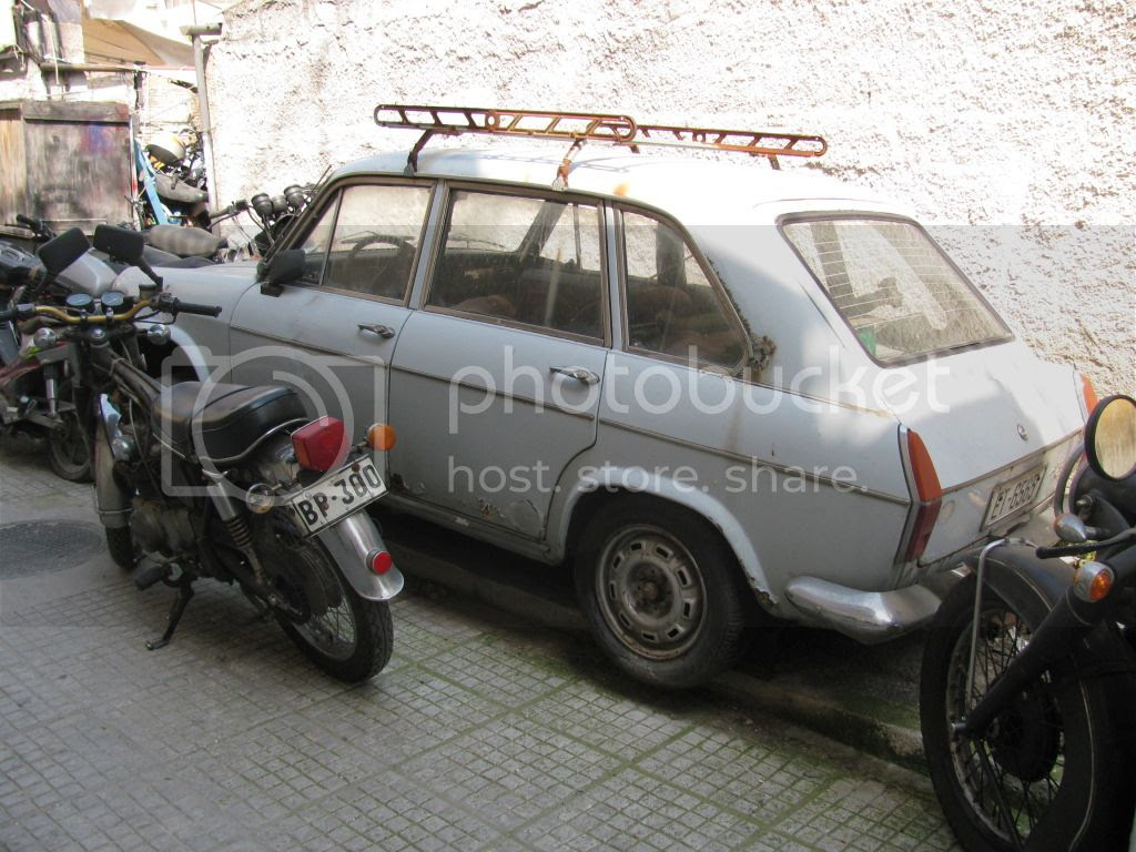 Autobianchi Primula Berlina 65C 5door hatchback (1) photo IMG_7773.jpg