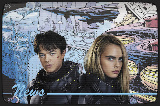Luc Besson's 'VALERIAN AND THE CITY OF A THOUSAND PLANETS' to GIVE AWAY Exclusive Comic Book in Celebration of 'FREE COMIC BOOK DAY' on May 6, 2017