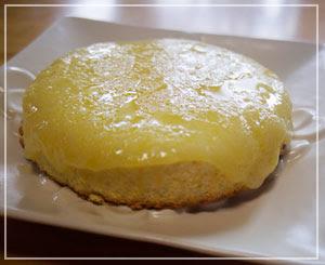 神戸「観音屋」のデンマークチーズケーキ。焼いて食べます!