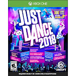 Just Dance 2018 [Xbox One Game]