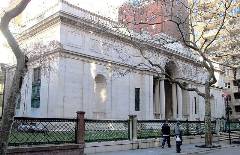 File:Morgan Library McKim Building from west.jpg
