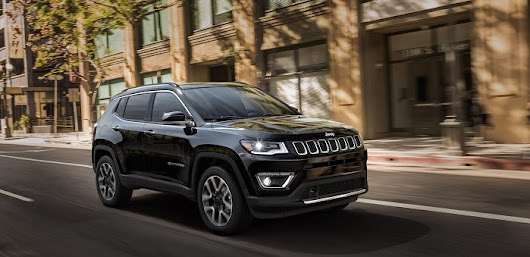 Feeny Chrysler Jeep Dodge | Command the Road in the 2018 Jeep® Compass