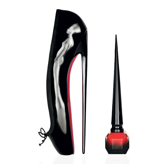 Christian Louboutin Debutes Nail Polish Collection | Haute Beauty