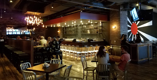 NEW RESTAURANT ALERT:  GULP SUSHI ALEHOUSE OPENS INSIDE 7TH AT FIG