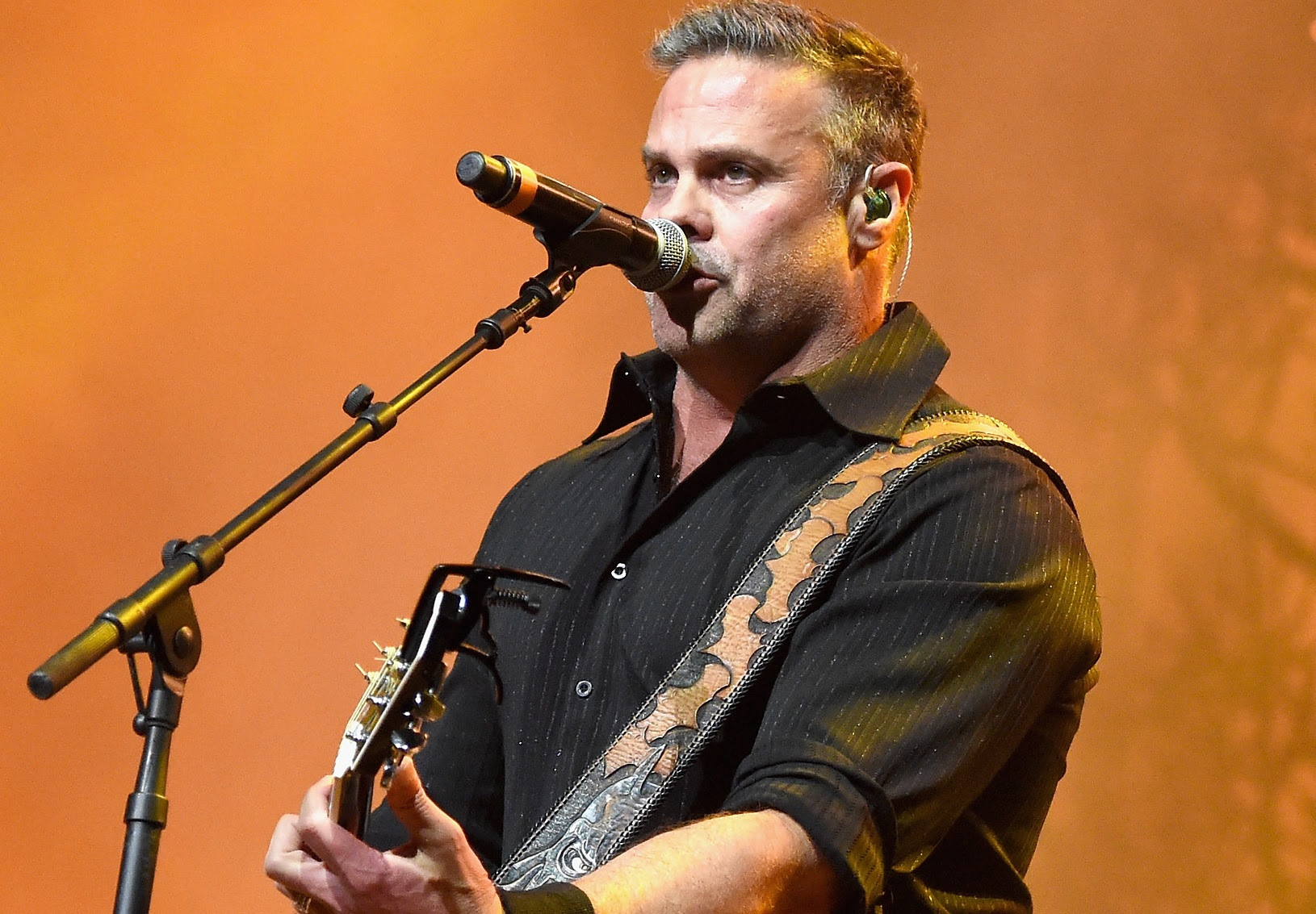 IMG TROY GENTRY, of Montgomery Gentry Duo
