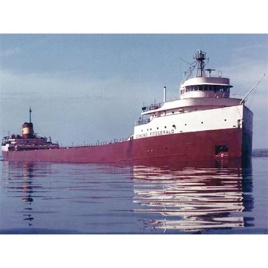 What happened to the Edmund Fitzgerald?