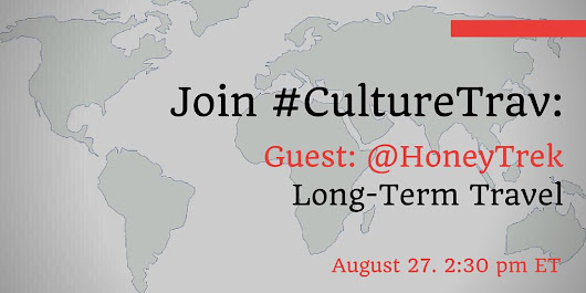 #CultureTrav: Long-Term Travel (with images, tweets) · Nicolette_O