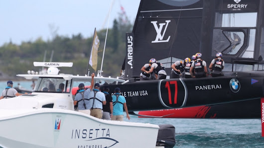America's Cup Match – Day Three Race Reports