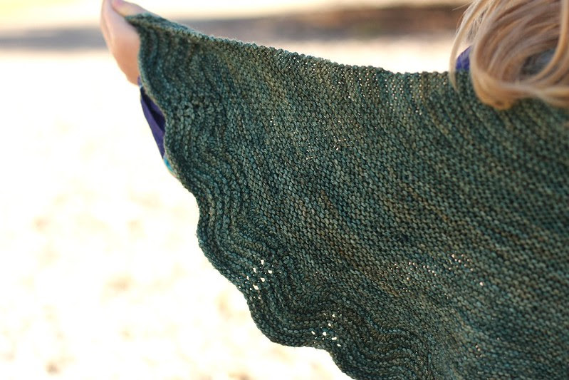 little house shawl