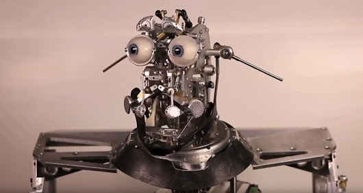 Gustav Hoegen's Animatronics Showreel is Mesmerizing - The Grue