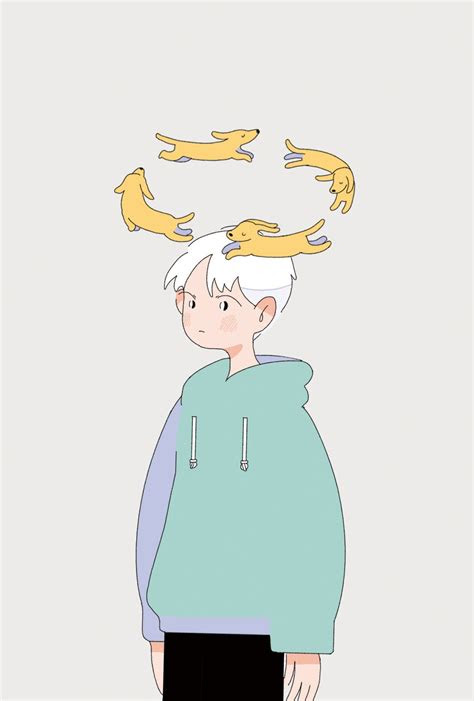 shiba photo anime art drawings illustration art