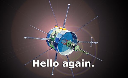 Twitter / ISEE3Reboot: SUCCESS! We are now in command ...