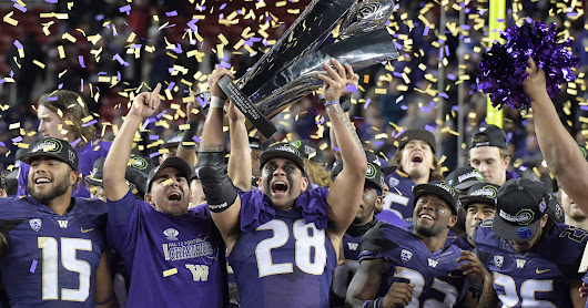Bowl projections: Washington joins Alabama, Clemson, Ohio State in playoff