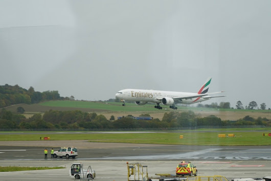 Emirates begin their Edinburgh to Dubai service | The Edinburgh Reporter