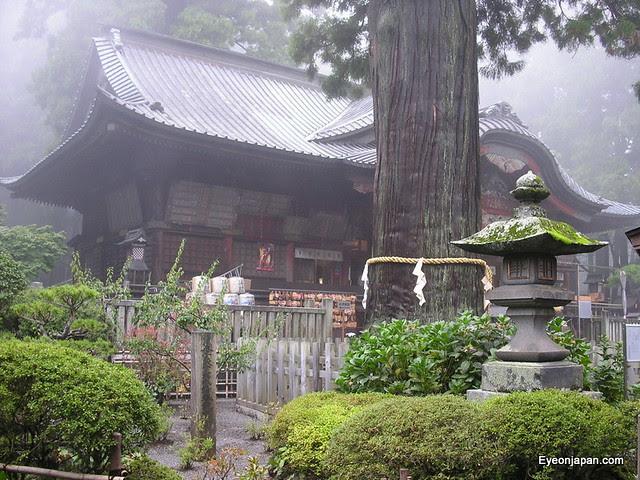 Fuji Sengen Shrine, Mt. Fuji