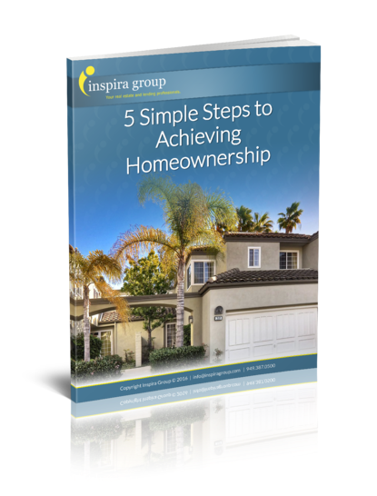 5 Simple Steps to Achieving Homeownership | Inspira Group