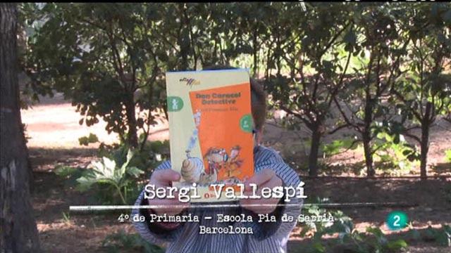 "Página 2 - Mini club de lectura: ""Don Caracol detective"" , José Francisco Viso"