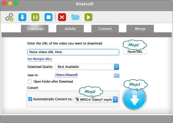 Download YouTube Playlist to MP3, MP4, AVI
