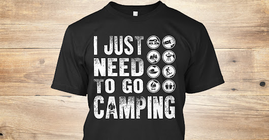 Love Camping - LIMITED EDITION | Teespring