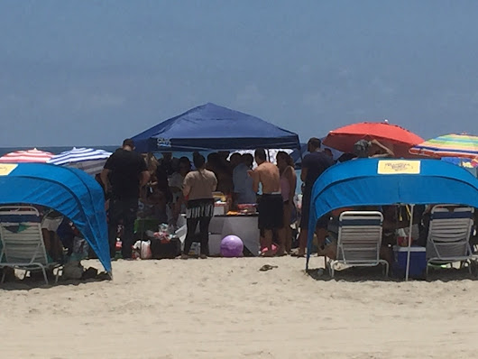Hollywood may end beach beverage ban but crack down on grills, tents
