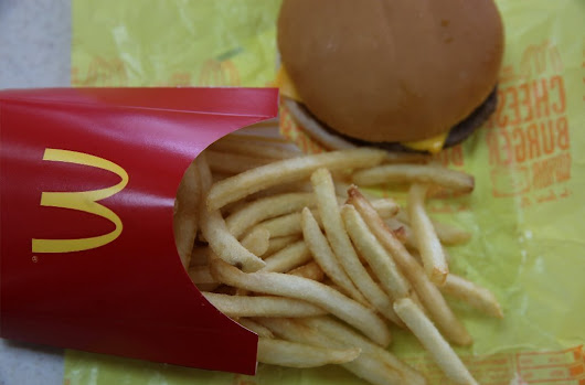 Despite menu changes over 18 years, fast food is still bad for you