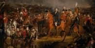 El duque de Wellington, vencedor de Napoleón en Waterloo. 1815. Ampliar imagen