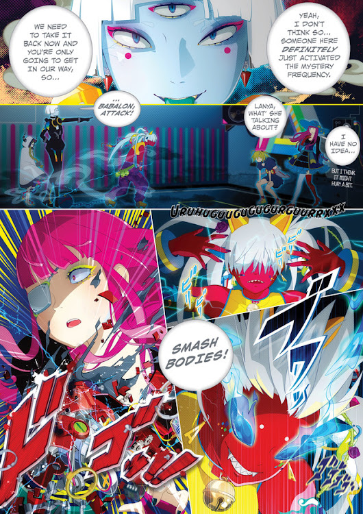 "FEATURE: ""HYPERSONIC music club"" - Dimensional Demon Attack!"