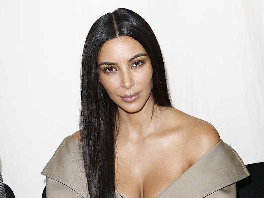 Kim Kardashian's 30p Hair Hack | Look Magazine |