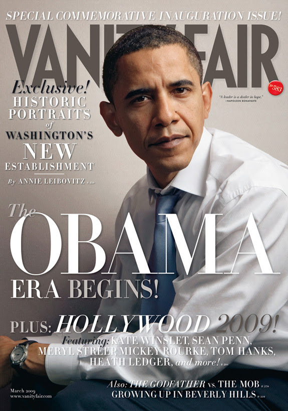 Image result for vanity fair obama