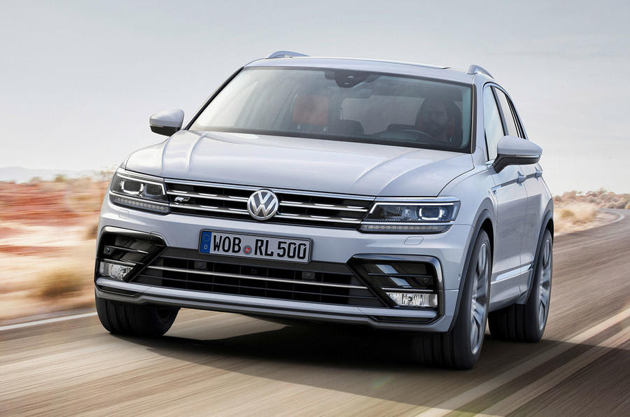 volkswagen tiguan on sale now from £ 22510 autocar volkswagen tiguan ...