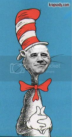 Biden in the Hat