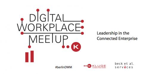 #berlinDWM: Leadership in the Connected Enterprise