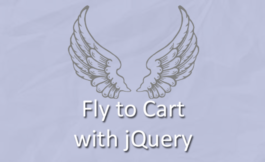 Create fly to cart basket effect for eCommerce using jQuery and CSS