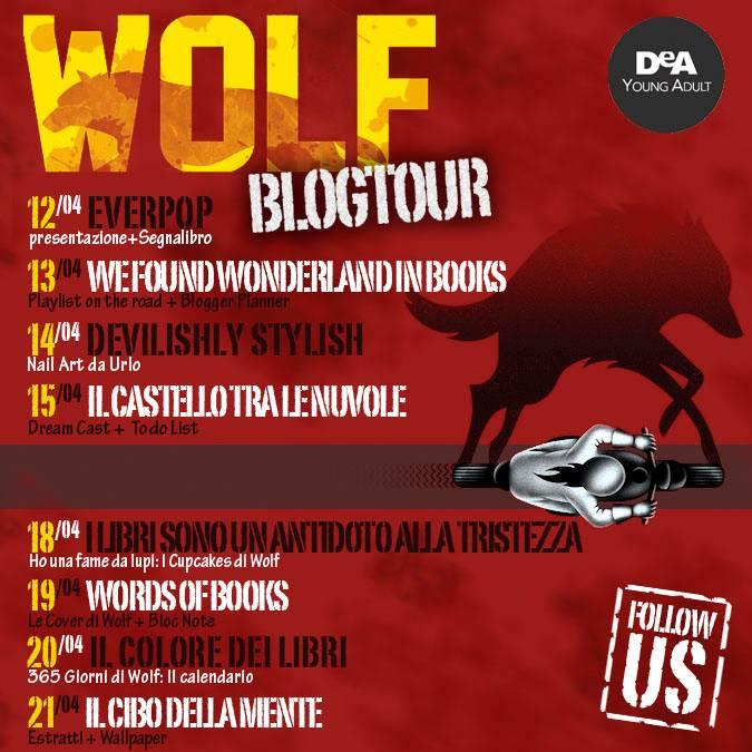 Calendario Wolf