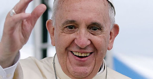 Pope Francis' approval ratings slump sharply in U.S.