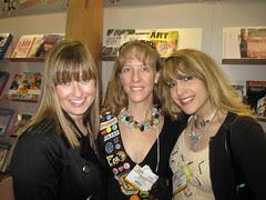 CHA Day 4: Wendy, Stefani and Me!