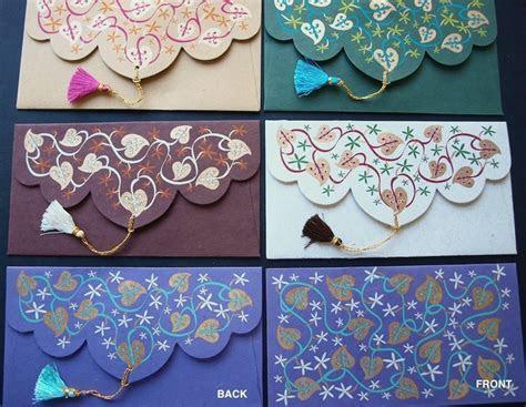 Beautiful envelopes   wedding invitations, gift envelopes
