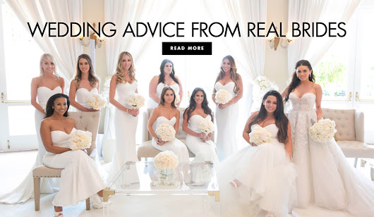 30 Real Brides Share Their Wedding Advice