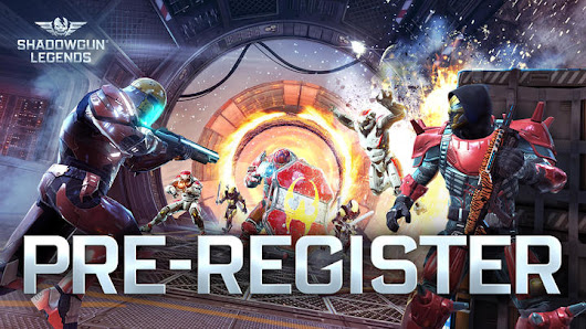 Pre-register for Shadowgun Legends and get exclusive rewards at launch!
